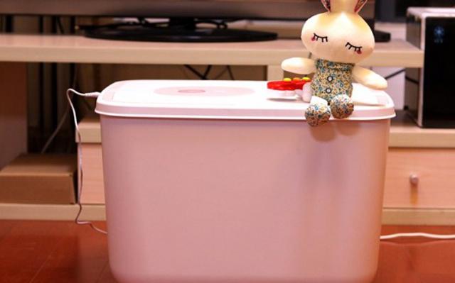 """有这个""""收纳箱"""",再不用把玩具放锅里""""煮""""了 — aller等离子除菌收纳箱体验"""