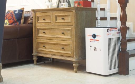 airx A7空气净化器体验:简约设计,家用空净神器