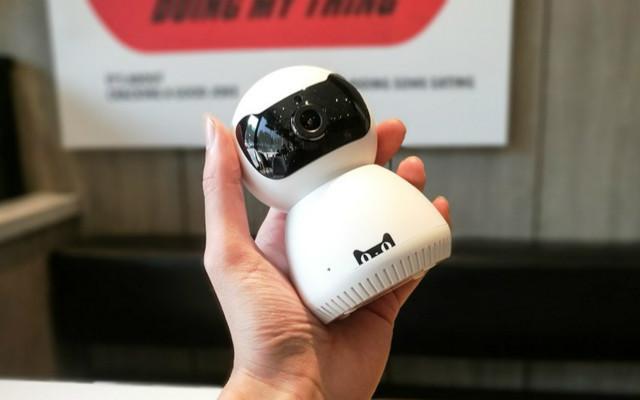 摄像头它最酷,智能AI可以媲美天眼,还有天猫附身