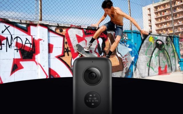 Insta360 ONE X 运动相机