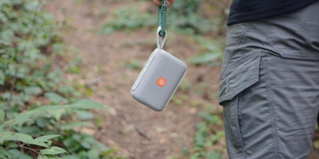 户外驴友都想带的小音箱,DOSS超级蓝牙音箱体验