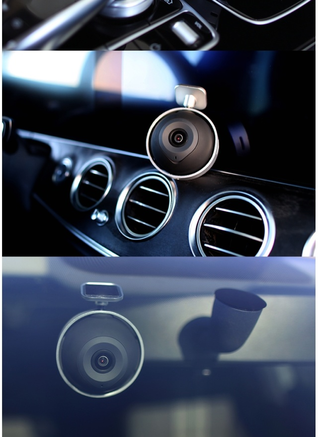 AutoBotS智能行车记录仪