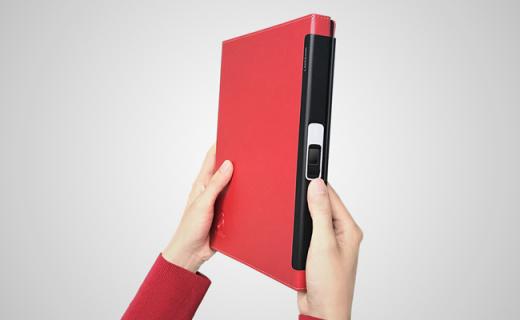 带有指纹锁的日记本,再也不怕对象偷看了