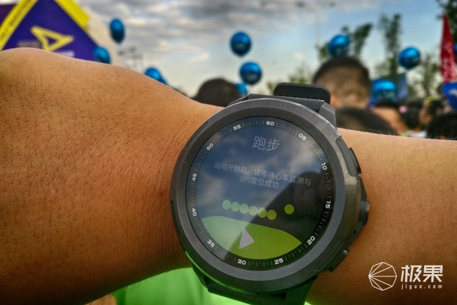 FERACE智能运动手表,让你玩转马拉松和越野跑