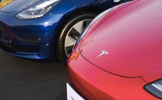 首批特斯拉Model 3交付!续航超600公里,这是目前能买到最靠谱电动车!