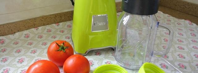 功能强大的奥士达榨汁机,辅食、饮品全靠它 | 视频