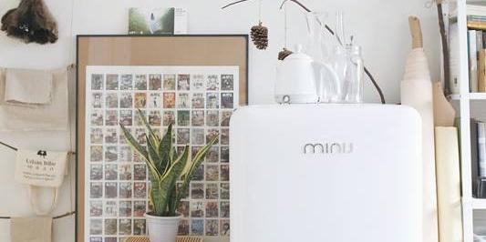 出租屋超实用mini冰箱,有它在自制冰饮敞开喝