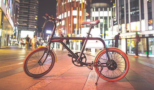 轻客智慧电单车首发免费试用