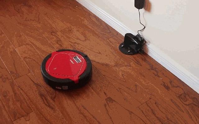 """自从家里来了位""""巧媳妇"""",我辞掉了保洁阿姨 — 视贝 图灵2.0扫地机器人使用体验"""