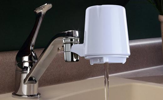 Culligan水龙头净水器:专注净水80年,自来水随便喝