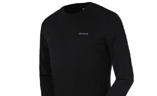 土拨鼠速干T恤:功能性针织面料,速干透气持续干爽