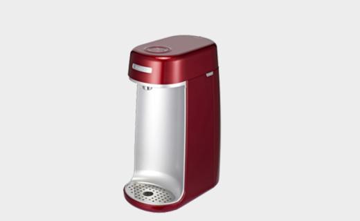 碧捷净水器:7重超滤出水直饮,每一口都是好水
