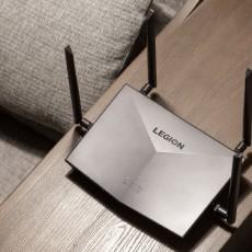 拯救者电竞路由器 FogPOD 800G,让你在家开网吧,从此远离断网!