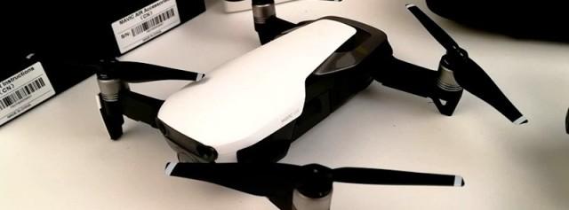 居家旅行神器——大疆 御 Mavic Air上手体验