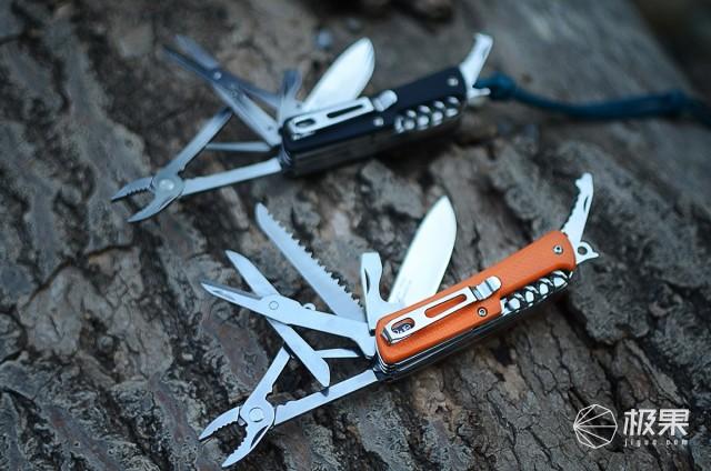 三刃木多功能工具刀