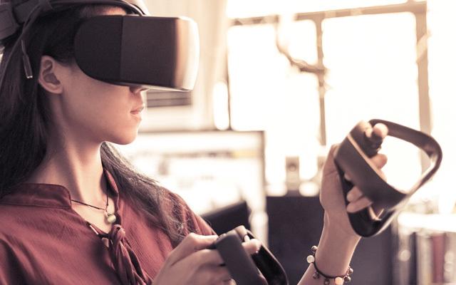 良心国产真VR,沉浸感十足游戏体验贼过瘾 | 视频