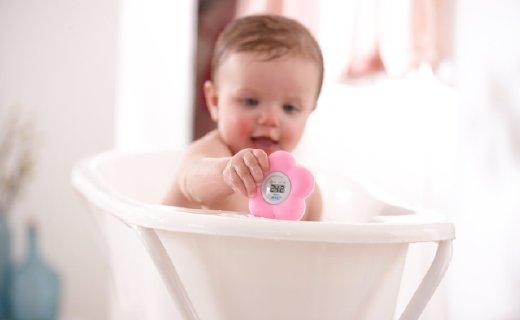 新安怡SCH550/21温度计:浮在水中的温度计,还能当玩具