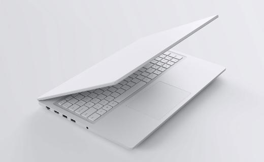 小米笔记本15.6英寸白色版发布!性能均衡,颜值超高!