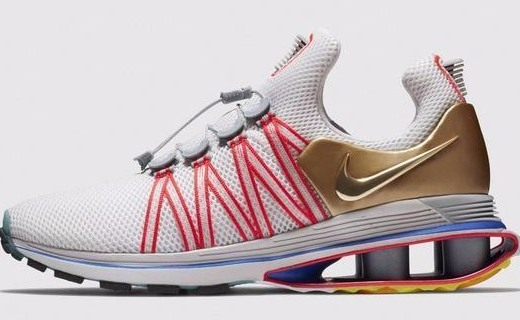 Nike新款Shox Gravity今年上市,浓厚未来感!