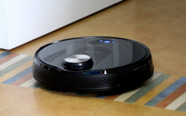 激光制导 精确清扫 ,浦桑尼克M6带你体验不一样的居家生活