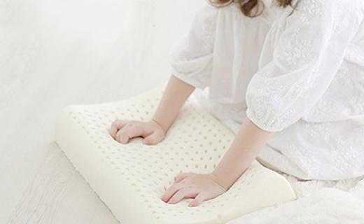 THRoyal儿童乳胶枕:透气排汗抗菌防螨,塑造宝宝颈椎曲线