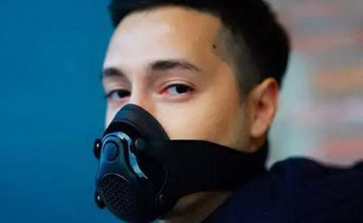 咖迪过滤式口罩:造型帅气炫酷,防雾霾防颗粒还透气