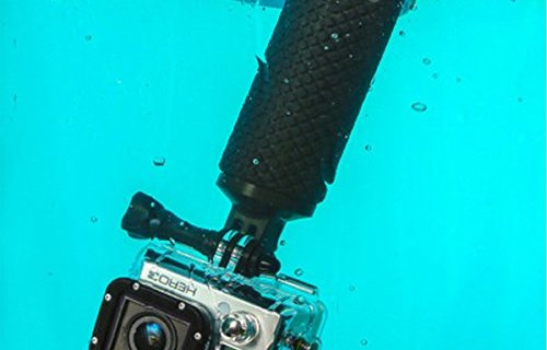 Sp Gadgets潜水杆:180度旋转杆头,轻质量防水密封材料