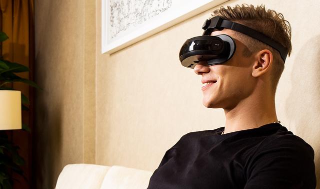 嗨镜H2观影VR眼镜