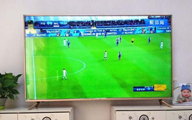 价格屠夫的这款电视,让你美滋滋的追比赛  — 小米电视4C体育版测评