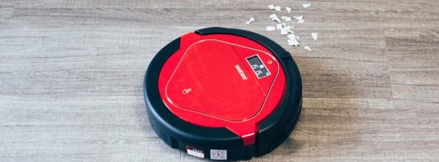 比你还了解你的家,这扫地机器人知道哪最脏 — 视贝图灵2.0扫地机器人体验