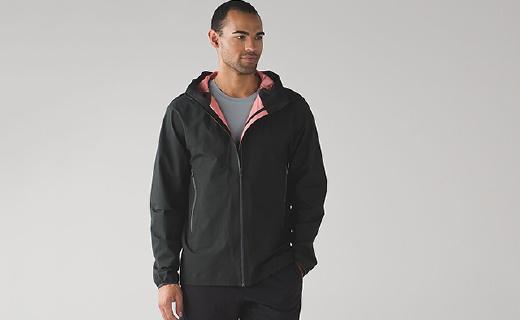 极简设计冲锋衣,防雨超强颜值超高!