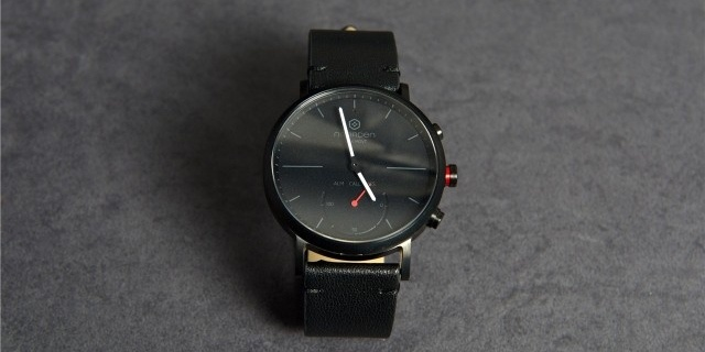 德国制造法国设计,传统与科技的完美融合 — NOERDEN  CITY 城市智能手表