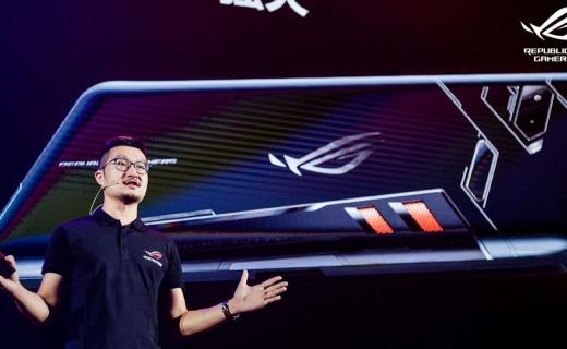 跑分突破30万,ROG游戏手机国行版发布,最强845旗舰!