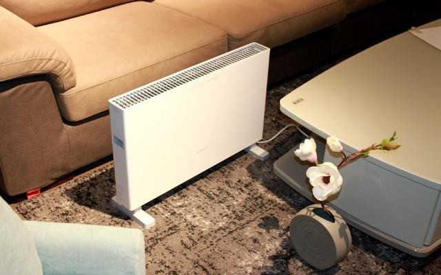 智米電暖器智能版,熱是要有溫度的,我的愛就是你身邊