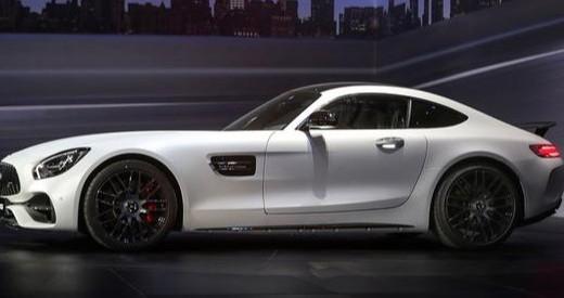 奔驰 AMG GT C 中国特别版跑车上市,重视女性市场