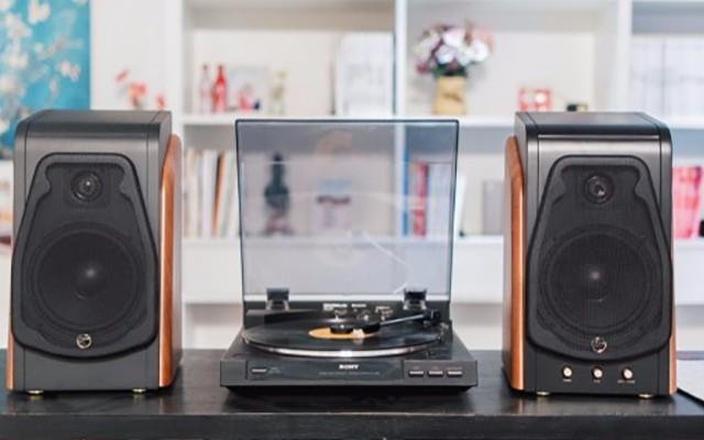 轻奢音质好,这音箱让音乐发烧友爱不释手 — 惠威M300有源音箱测评