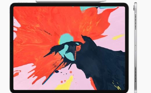 一文看尽!苹果发全面屏iPad Pro+旗舰MacBook Air:这是年度最狠种草单