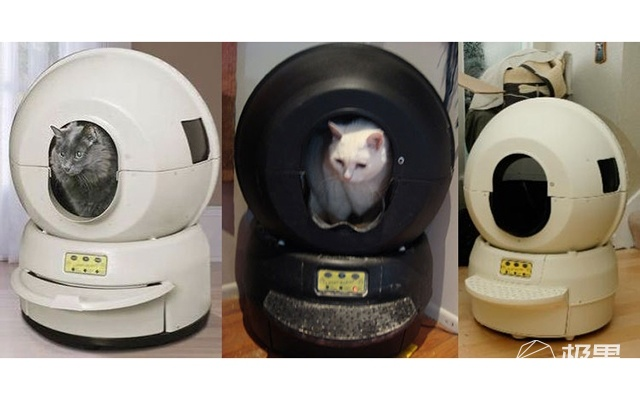 litterrobot天窗型自动猫厕所