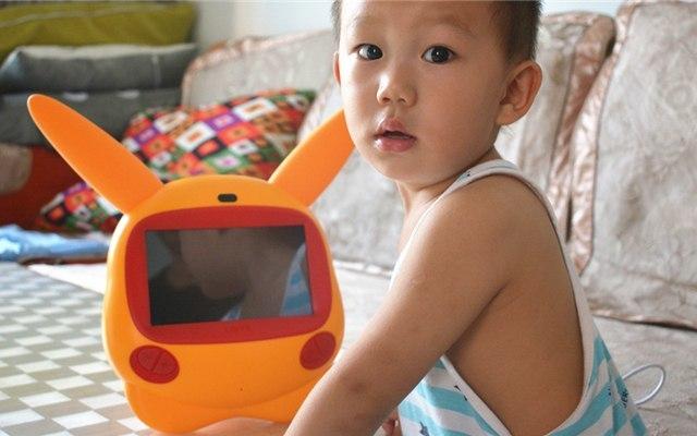 寓教于乐,宝宝的开心乐园-乐源儿童智能早教机