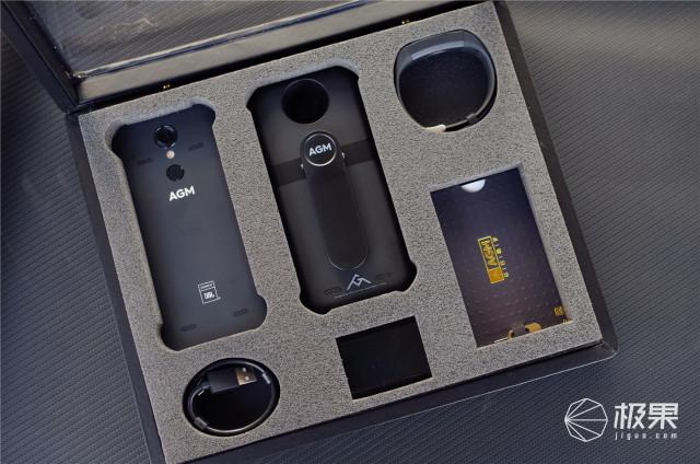 摔不坏的手机过年送长辈,会被拒绝吗?——AGMH1礼品版人肉测试