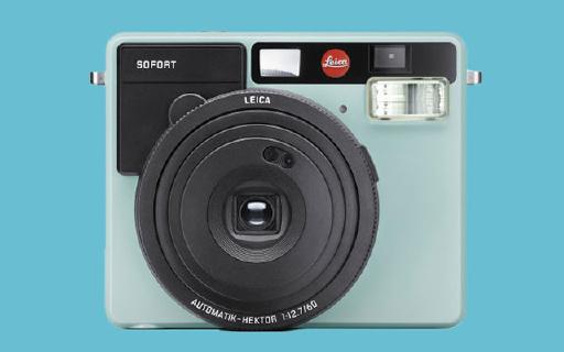 徕卡首台拍立得相机,史上最便宜只要2000元