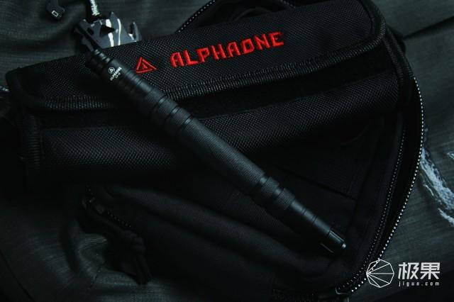 夜晚打车的护身利器,轻巧便携收放自如,ALPHAONECP12机械甩棍体验