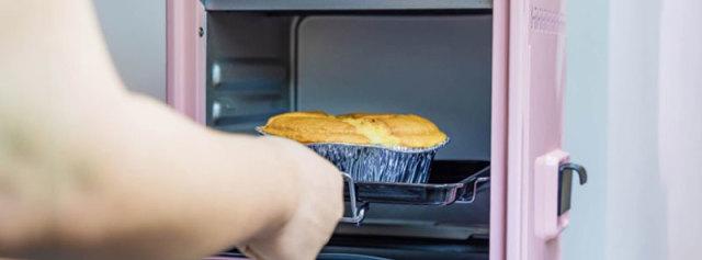海氏HY10家用电烤箱体验,在家就能烘烤美食,小仙女生活里的小确幸