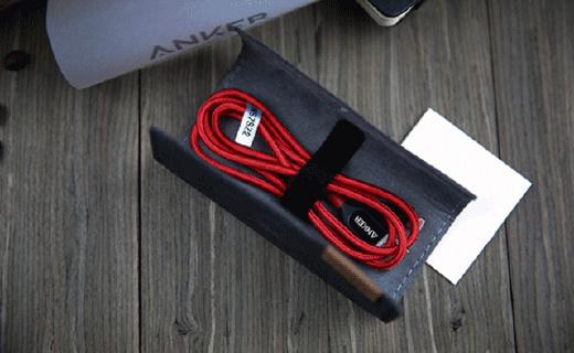 Anker超耐用数据线,充电4倍快还能拉汽车!