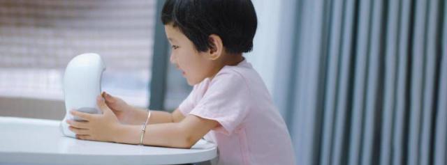 物灵Luka绘本阅读机器人,让我家苏小妹重拾绘本爱上阅读