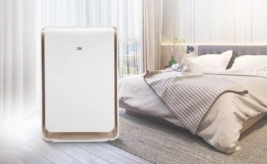 3M卓创系列空气净化器:净化处敏又快又好,连接wifi智能操作