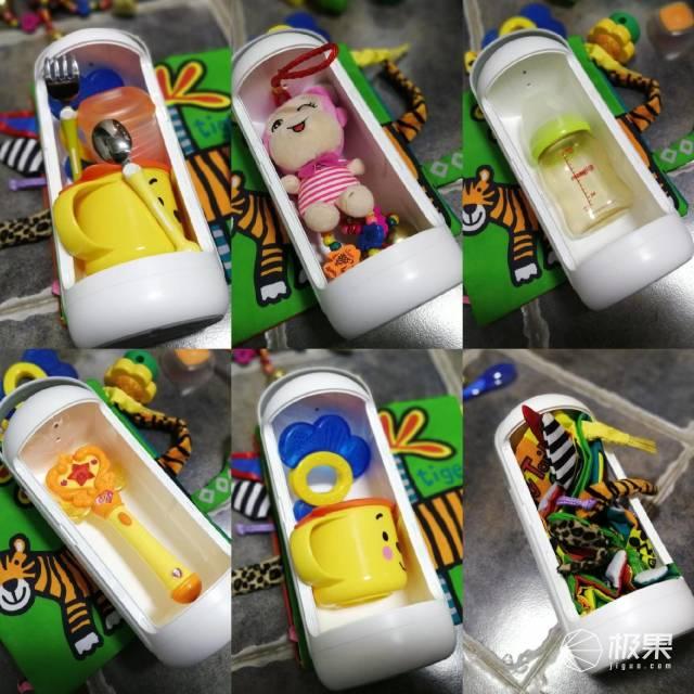 曼哈顿便携婴童消毒器