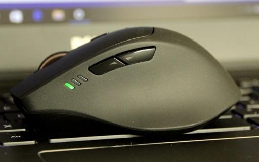 鼠标按键自定义,摆脱线材束缚移动办公利器 — 雷柏MT550蓝牙鼠标评测