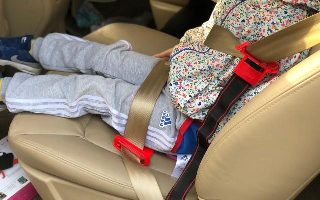 轻松装进口袋的mifold儿童安全座椅体验