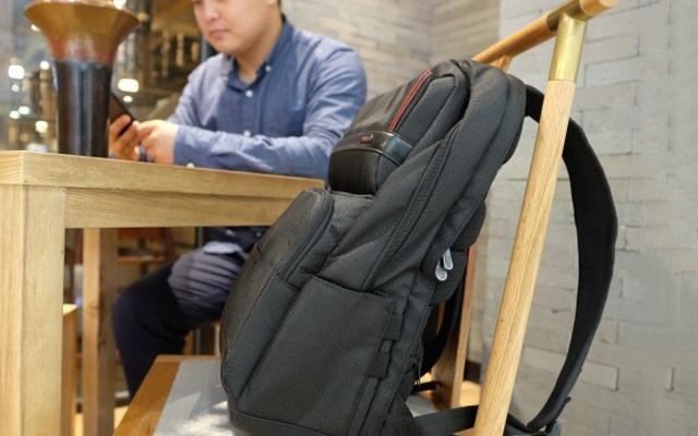 防水又有型的双肩包,商务出行的不二之选 — 泰格斯商务电脑包评测 | 视频